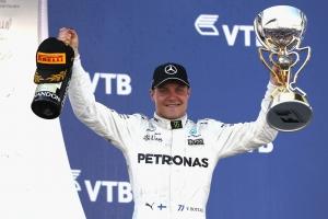 Valtteri Botas conquista su primer GP en la Fórmula Uno