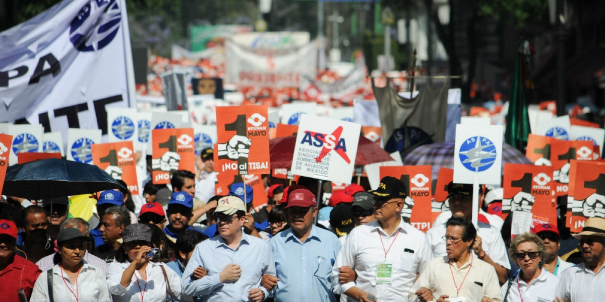 Más de tres mil policías vigilarán marchas por el Día del Trabajo en la CDMX