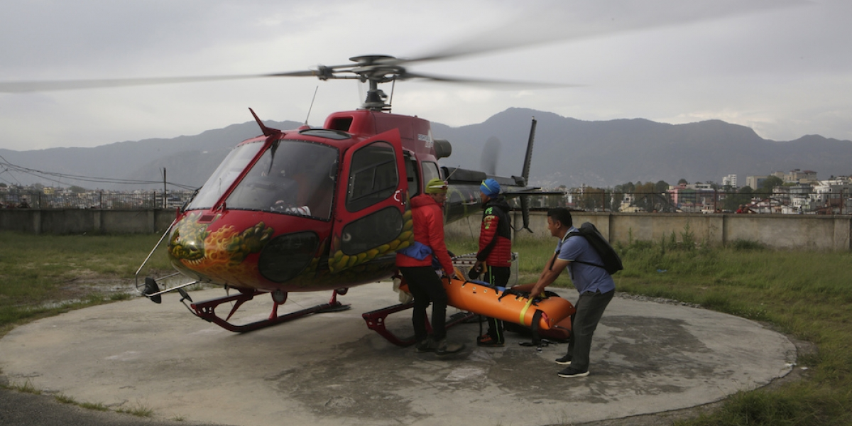 ¡Fatal accidente! Muere afamado alpinista cerca del monte Everest