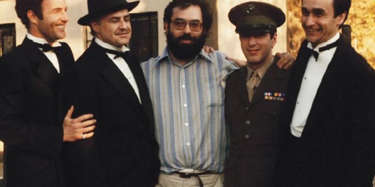 Coppola y reparto de El Padrino se reúnen en Tribeca