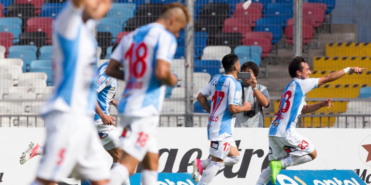 Antofagasta venció a Audax Italiano y lo sacó de la lucha por el título
