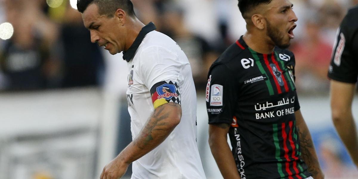 Colo Colo desperdició la opción de alejarse en la cima tras empate con Palestino