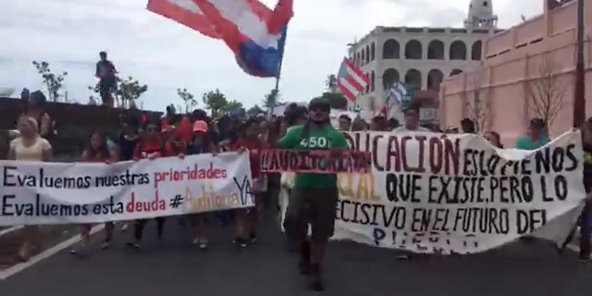 Ciudadano pide que se atropelle a manifestantes del Paro Nacional