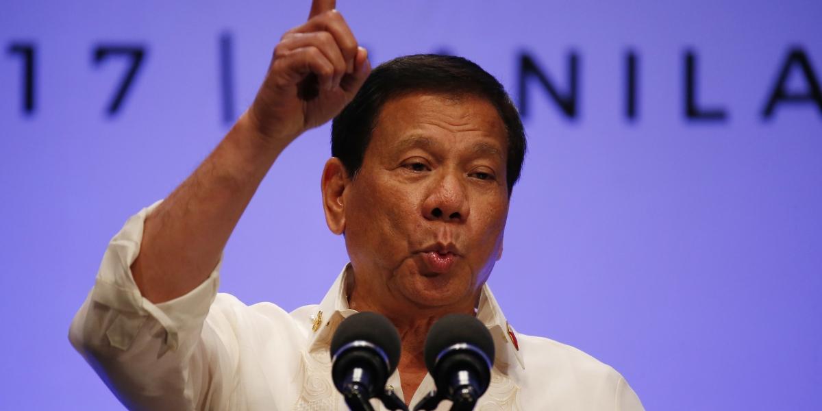 Aseguran que Trump llamó a Duterte para crear alianza