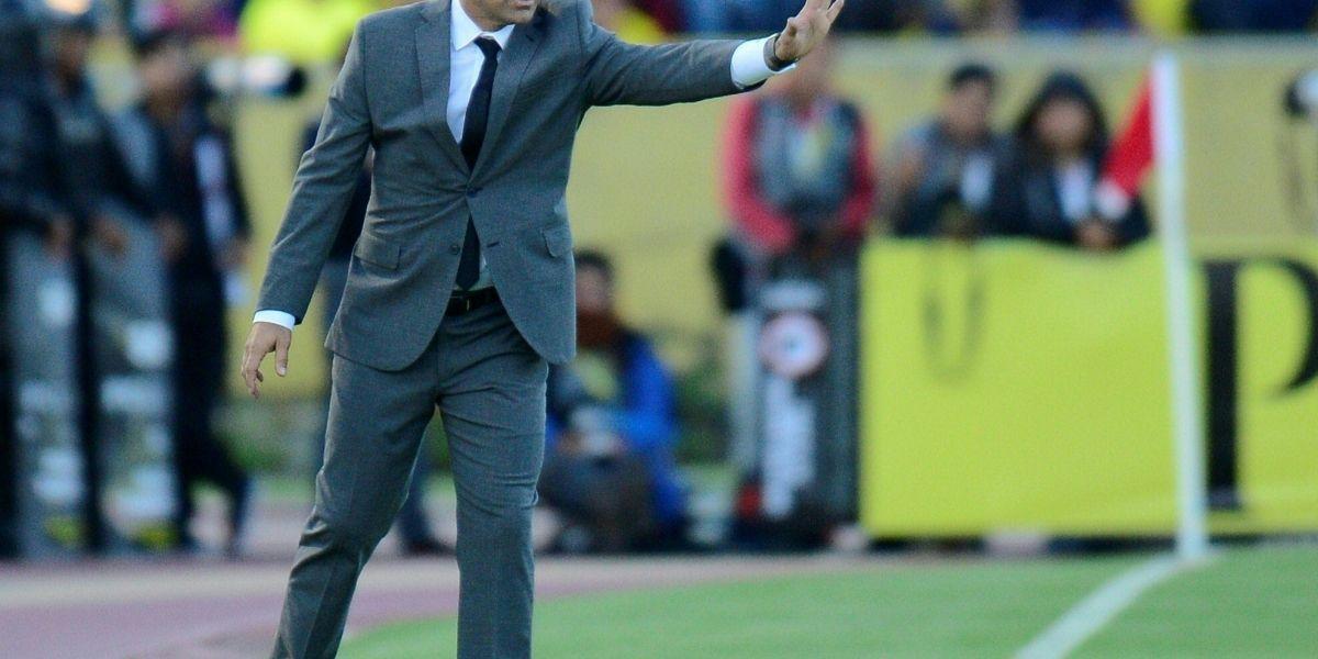 Rafael Dudamel renueva su contrato con Venenzuela pensando en Qatar 2022
