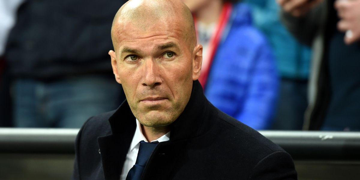"""Zidane se saca la presión en la Champions League: """"No somos favoritos"""""""