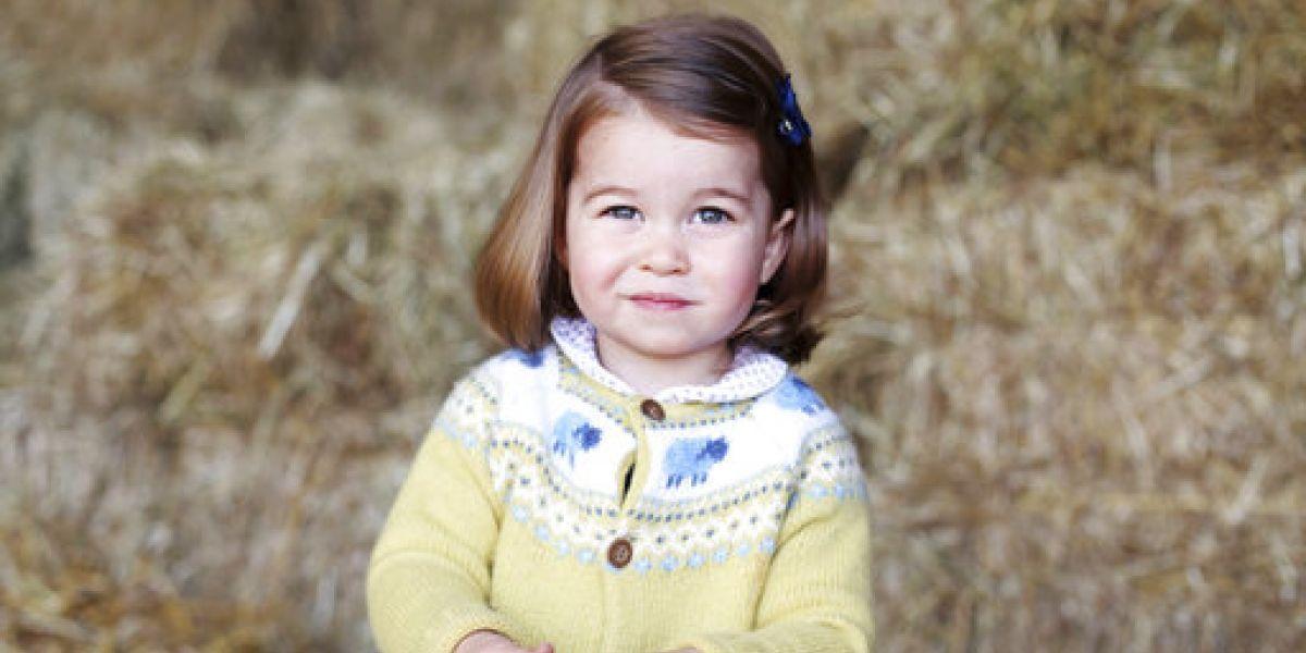 Datos sobre la princesa Carlota en su segundo cumpleaños
