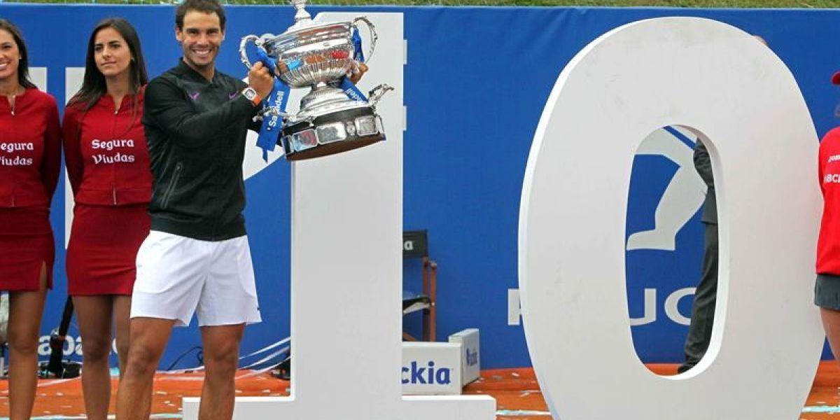 Nadal sigue ganando puntos y amenaza el Top 4 del ranking ATP