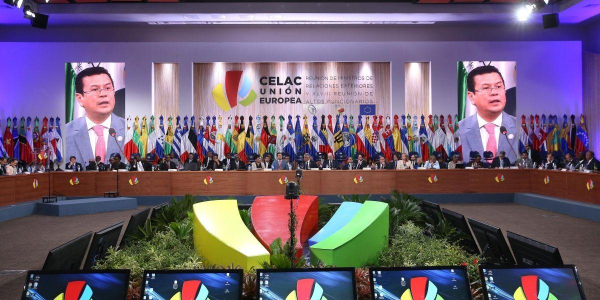 Cancilleres de CELAC se reunirán este martes en El Salvador para hablar de Venezuela