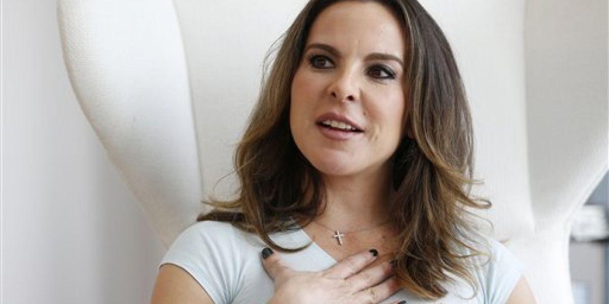 Kate del Castillo quiere hacer película sobre El Chapo