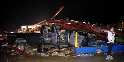 Inundaciones en Texas | Foto: AP