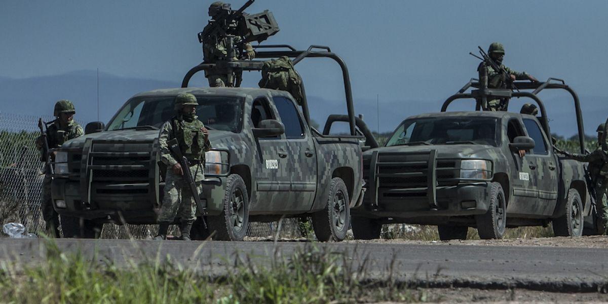 Condenan a 8 militares por nexos con Los Zetas en Coahuila
