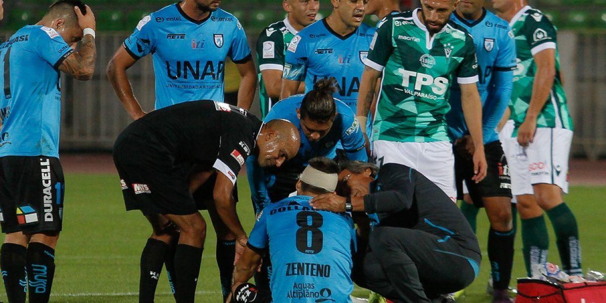 Las lesiones y el cansancio complican a Iquique para partido clave ante Gremio