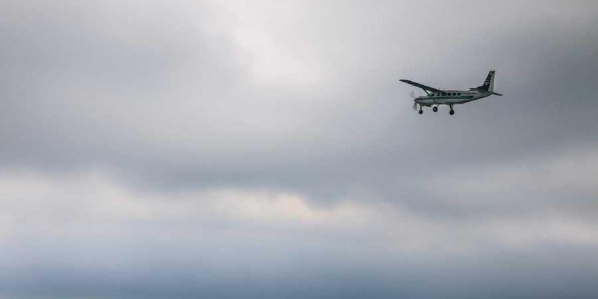 Ocho muertos en accidente de aeronave militar en Colombia