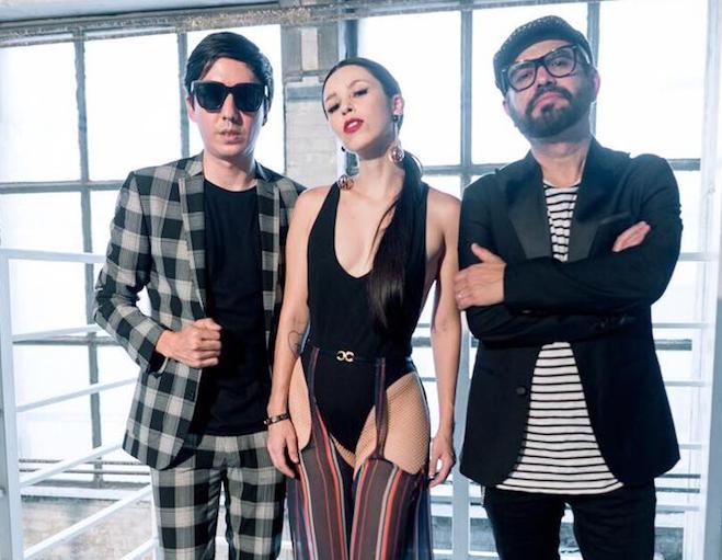 Belanova lleva su pop a China