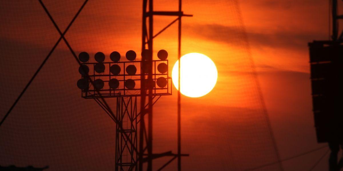 Este lunes continuarán las altas temperaturas en gran parte del país