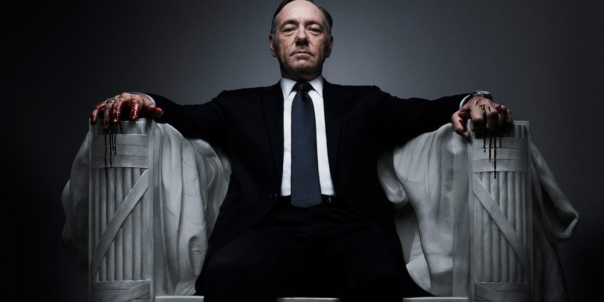 """""""El pueblo de EEUU no sabe lo que le conviene"""": Revelan tráiler oficial de la quinta temporada de House of Cards"""