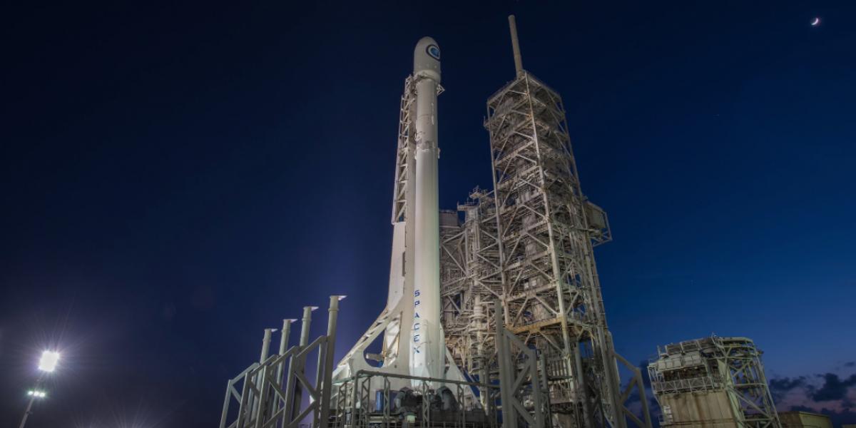 El misterioso cargamento de Estados Unidos que fue lanzado al espacio