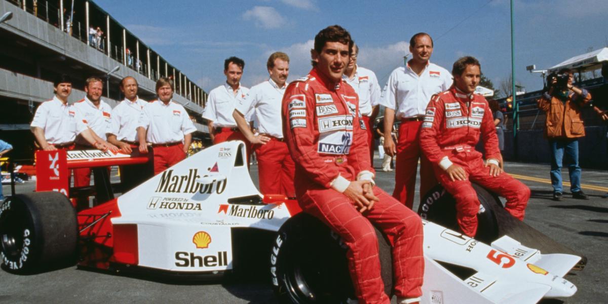 VIDEO: Inauguran parque en homenaje a Ayrton Senna