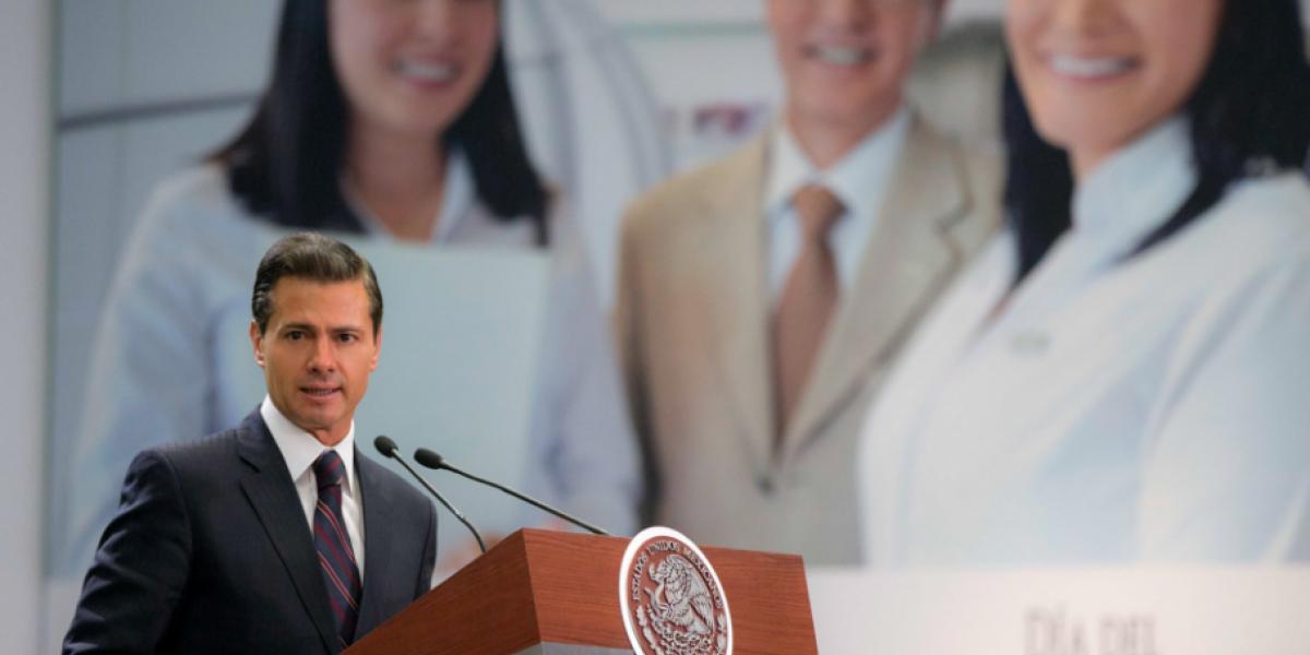 La meta del gobierno es concluir el sexenio con más de 20 millones de empleos: EPN