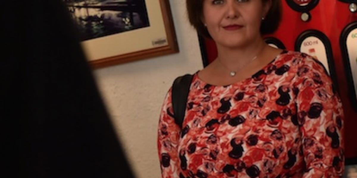Eva Cadena regresa al Congreso y comparece ante la Fepade este martes