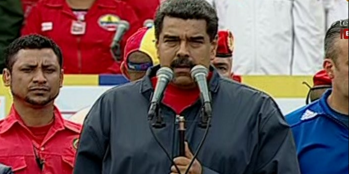 Venezuela: Nicolás Maduro convoca a una Asamblea Nacional Constituyente