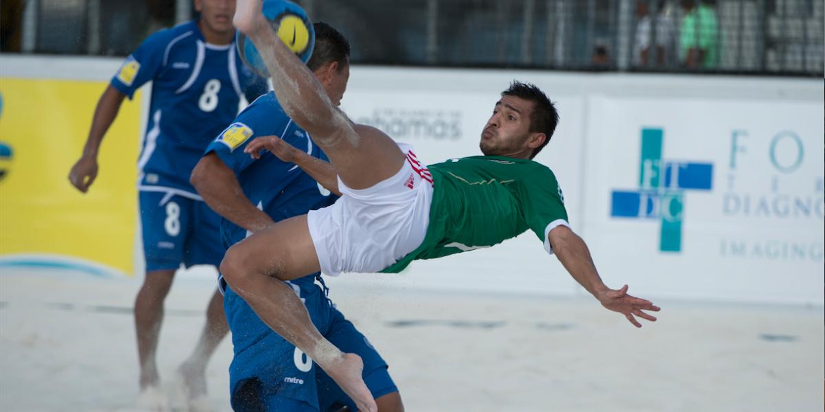 """""""Está muerto el futbol de playa"""": Morgan Plata"""