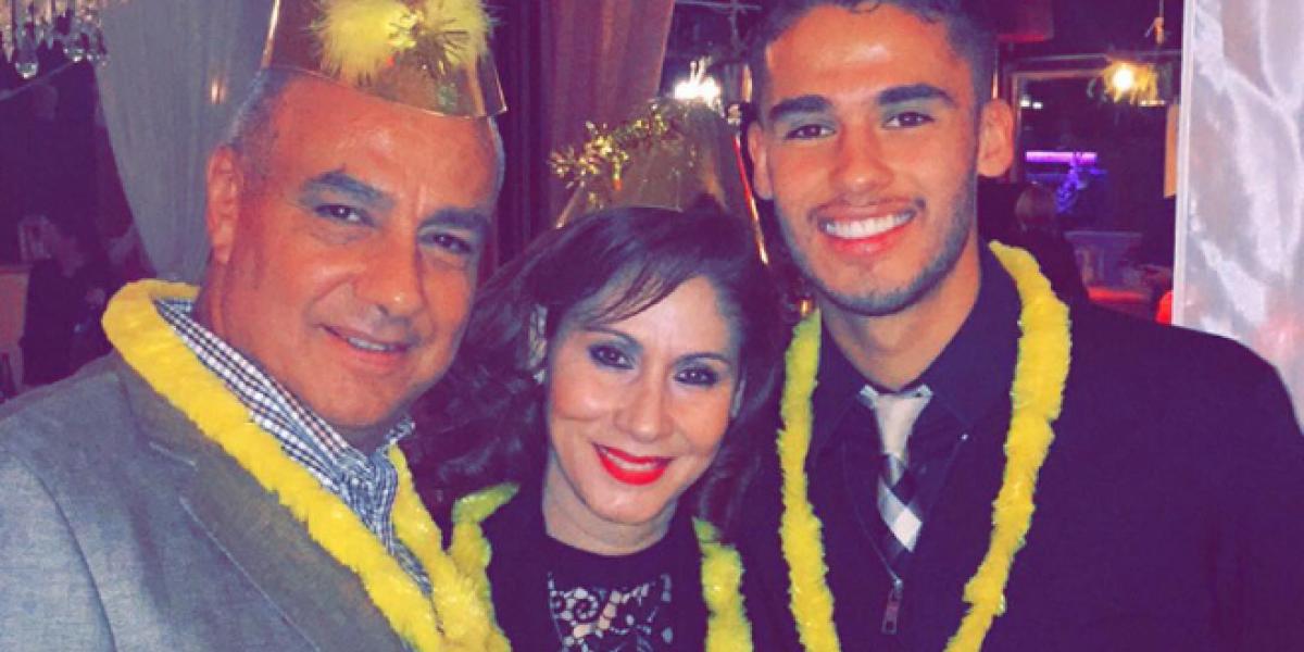 """VIDEO: Diego Reyes trollea a sus padres tras una """"discusión"""" ¡No se le va una!"""