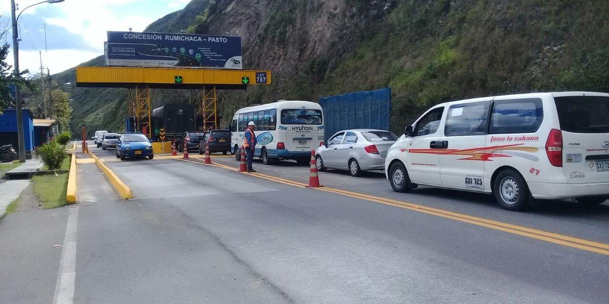 30 personas fallecieron en accidentes de tránsito durante este puente festivo