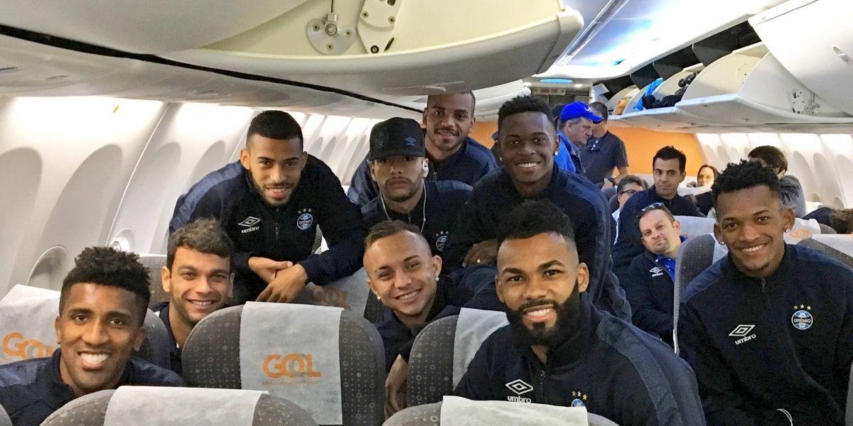 Sin la Gata Fernández por lesión: Gremio llegó a Chile para enfrentar a Iquique