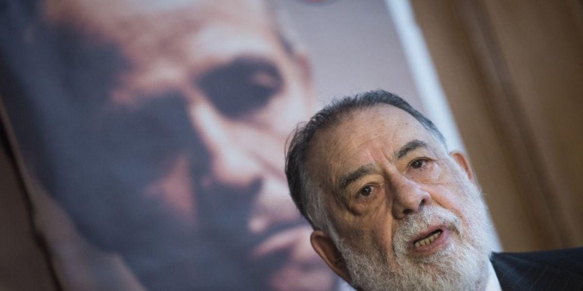 """Francis Ford Coppola y elenco de """"El Padrino"""" se reúnen en Tribeca"""