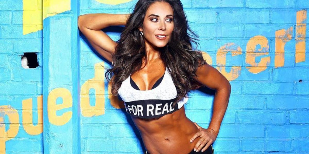 Las fotos más infartantes de la guatemalteca Rebeca Rubio en bikini