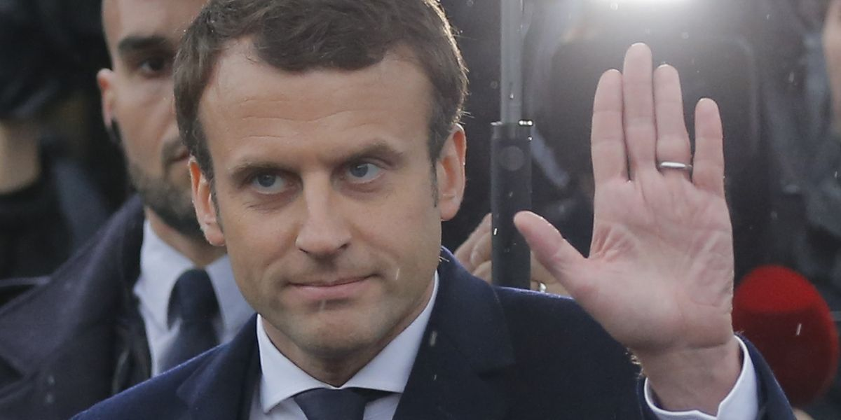 """Macron amenaza: """"Se reforma la UE o Francia saldría como Reino Unido"""""""