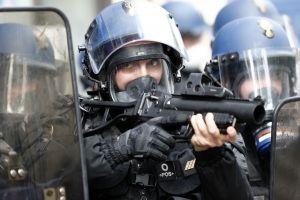 Protestas en París por el Día del Trabajo | Foto: AP