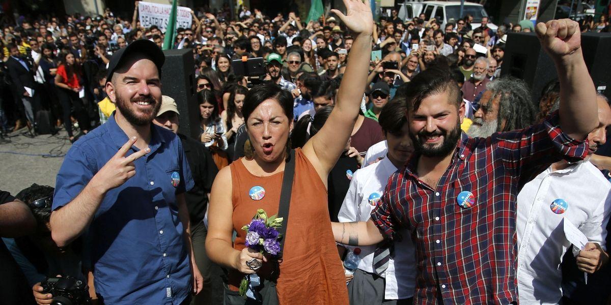 Frente Amplio reconoce que aún faltan 5.000 firmas para sus primarias legales