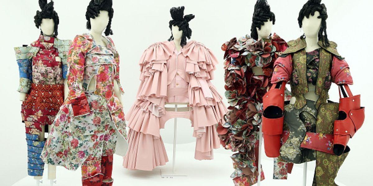 El Met honra a la visionaria de la moda Rei Kawakubo