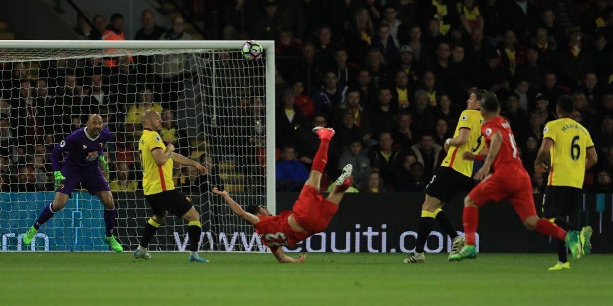 El extraordinario gol del Liverpool que aleja aún más a Alexis de la Champions