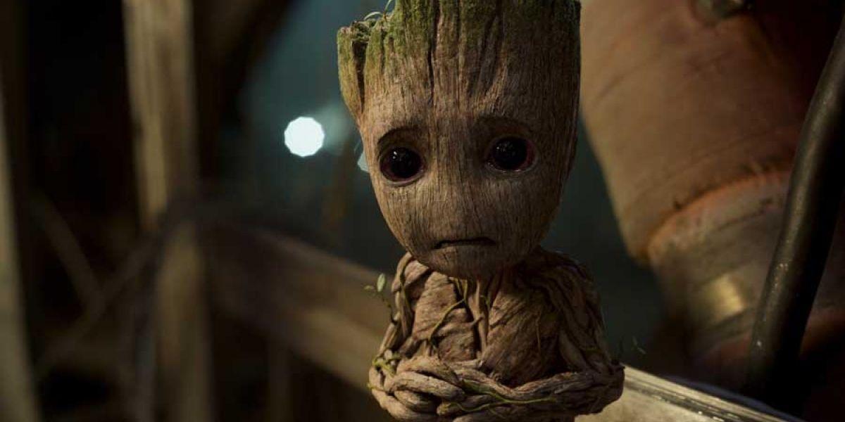 """Algunas cosas que seguramente no sabías sobre 'Groot' de """"Guardianes de la Galaxia"""""""