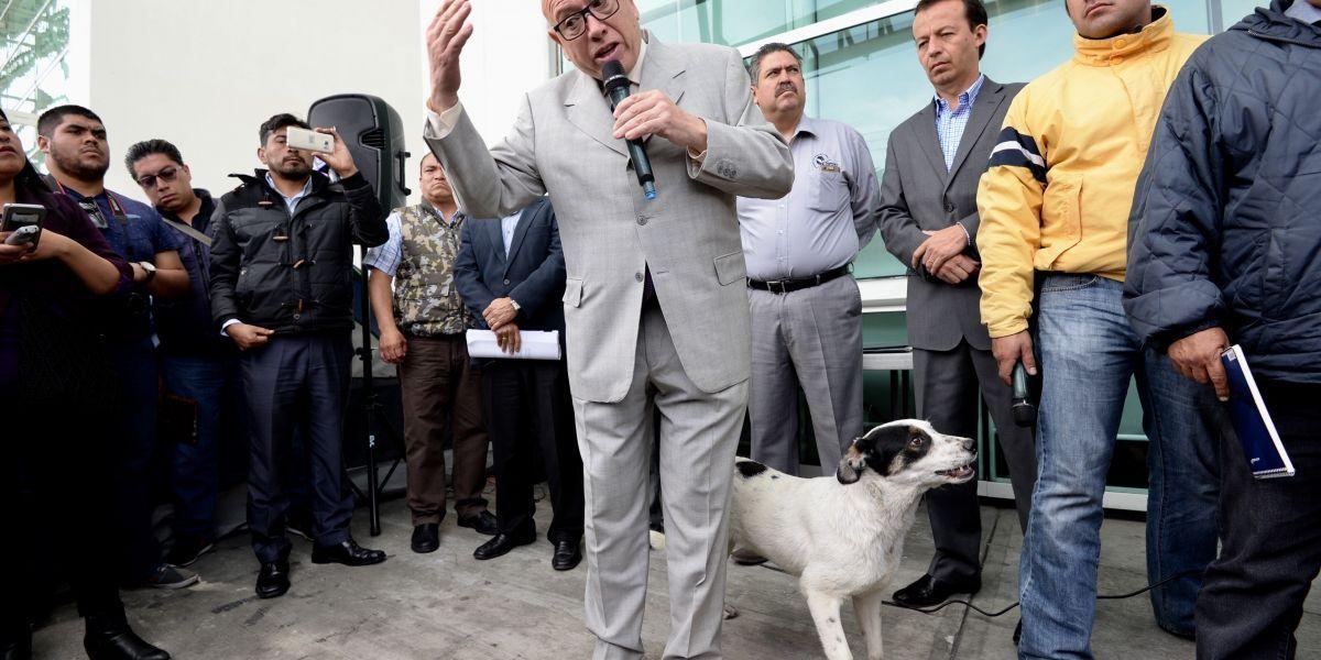 Asegura Isidro Pastor que el INE le regresará su candidatura