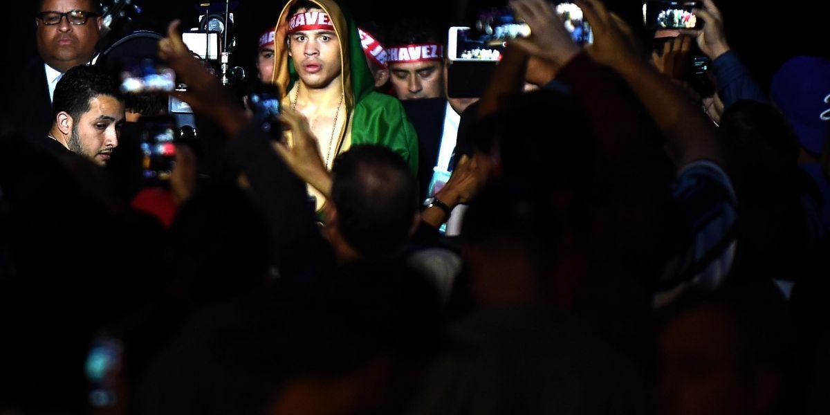 Chávez Jr ante 'Canelo': 'quizás mi última gran oportunidad'