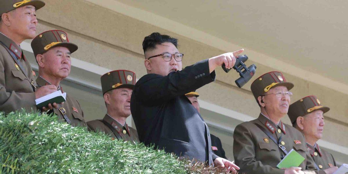 """Trump dice que """"sería un honor"""" reunirse con mandatario de Corea del Norte"""