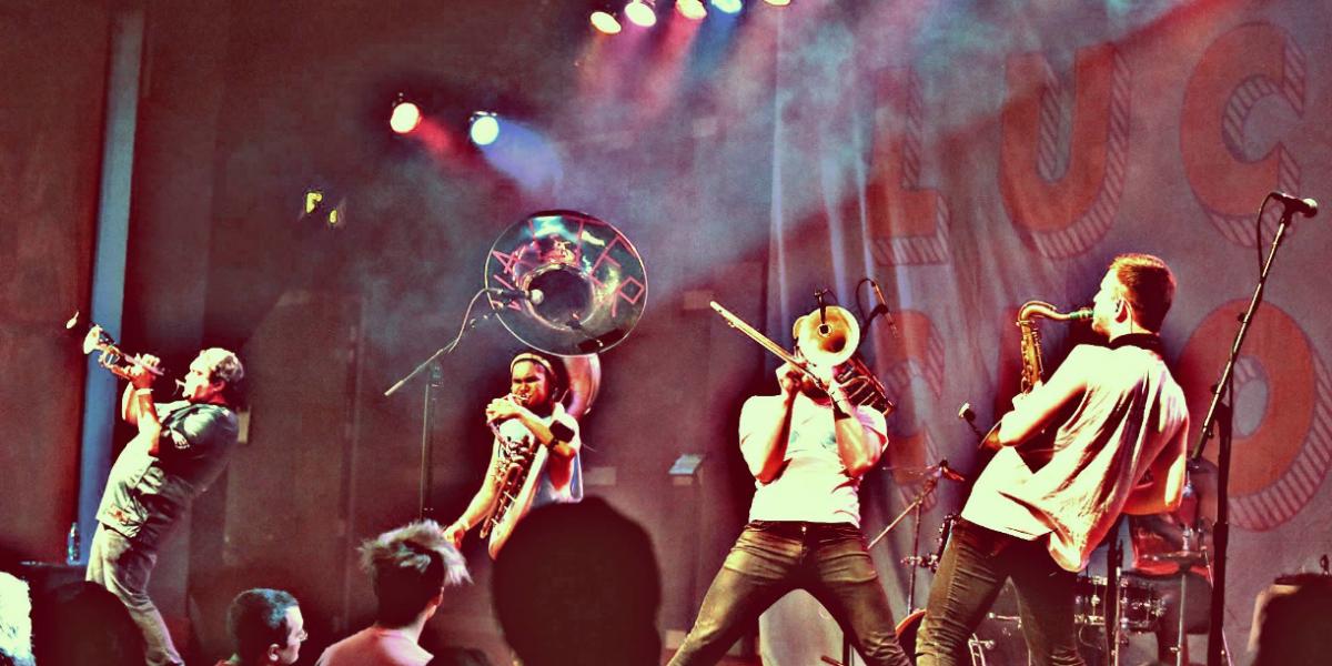 Lucky Chops cancela shows en Guadalajara y Monterrey