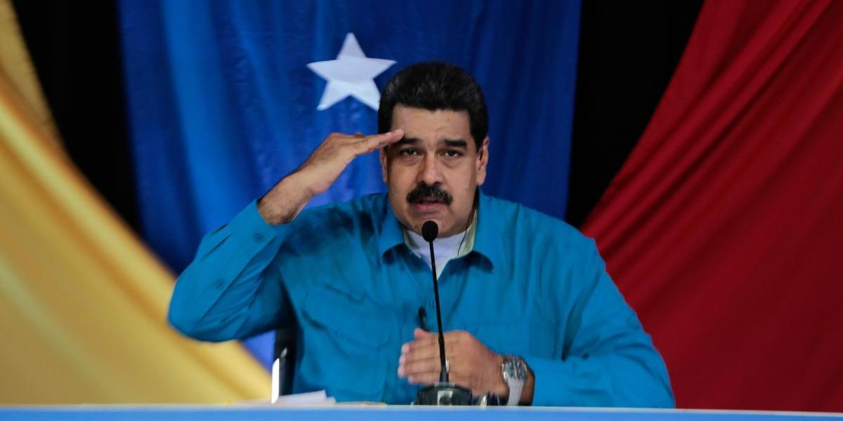 Maduro convocó una Constituyente en Venezuela