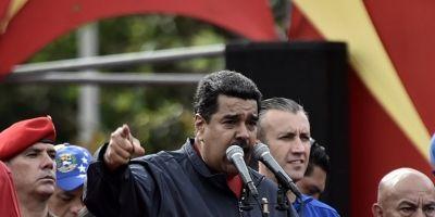 Maduro recibe duro golpe de EEUU en alta tensión por protestas en Venezuela