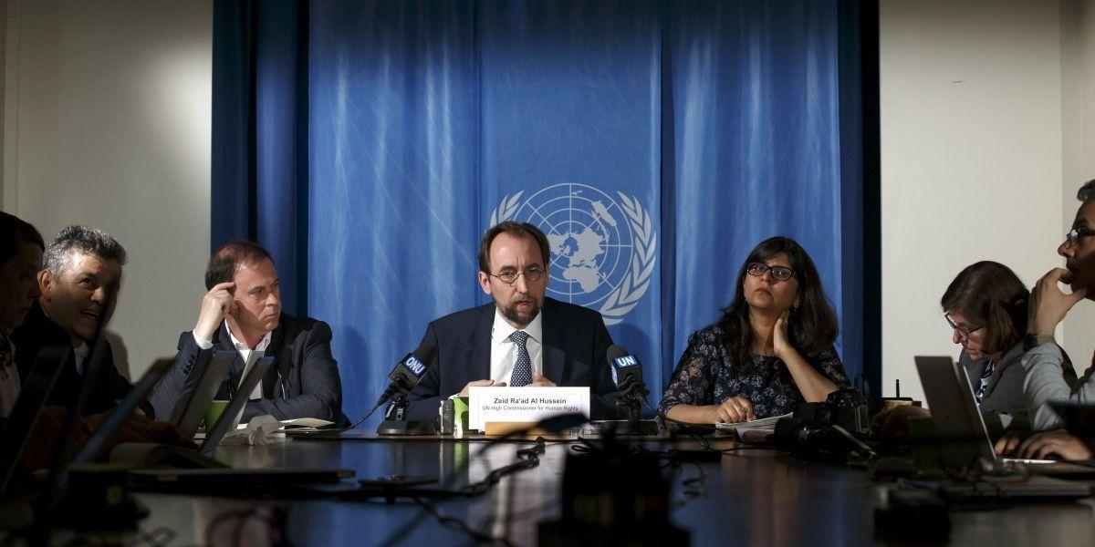ONU denuncia asesinato de 41 activistas en el país durante los primeros meses del año