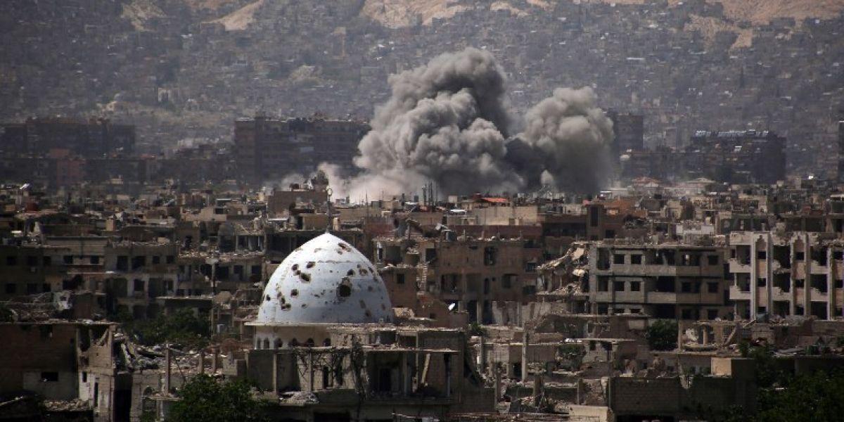 Pondrán en marcha grupo de trabajo sobre crímenes de guerra en Siria
