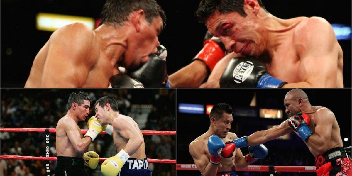 VIDEO: Las mejores peleas de boxeo entre mexicanos