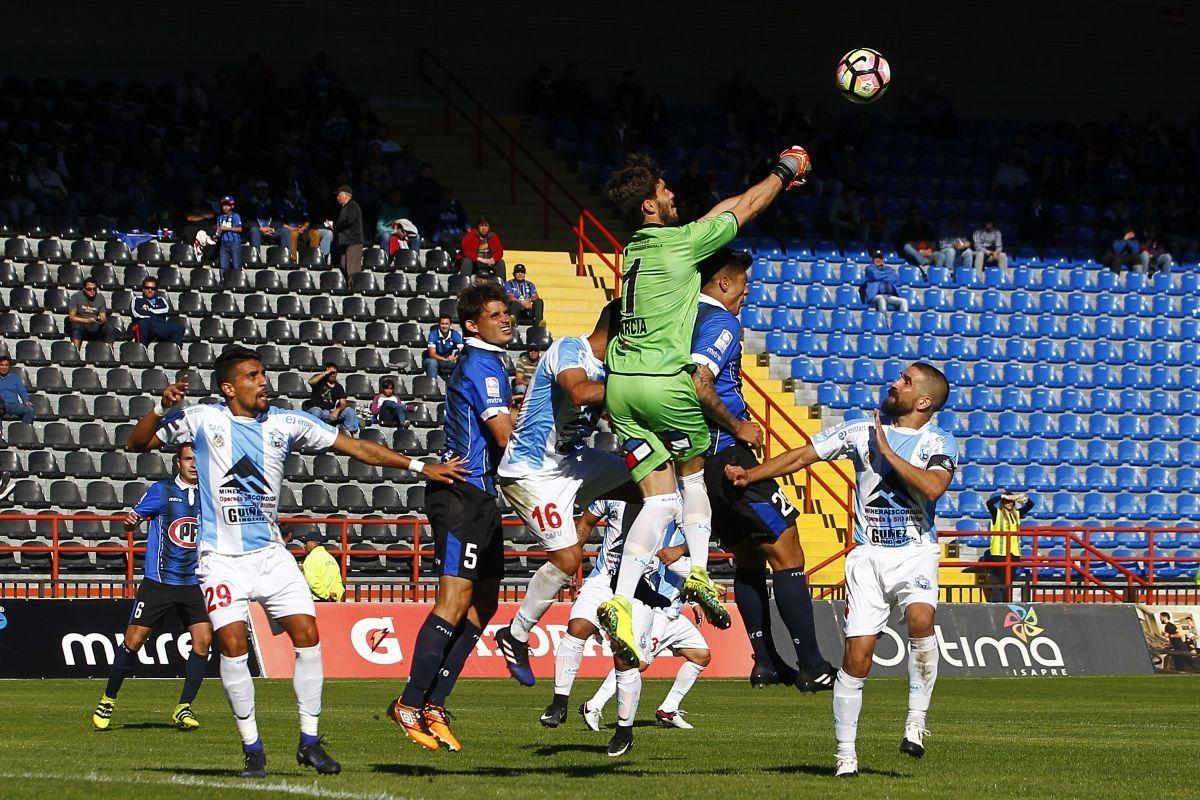 Manuel García - Deportes Antofagasta Manuel García - Deportes Antofagasta