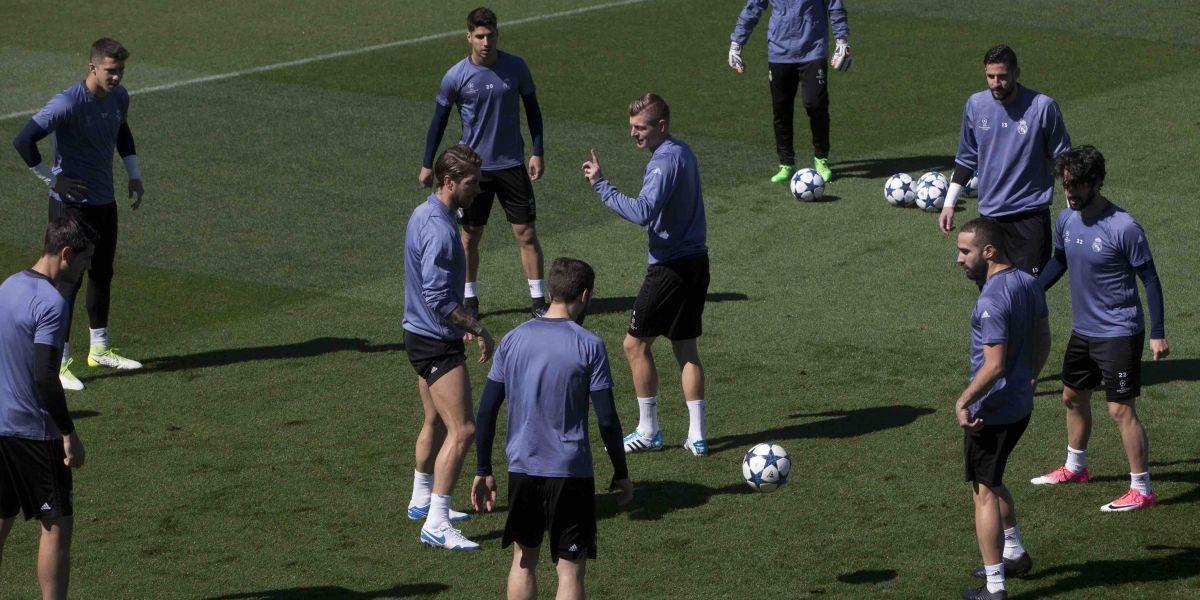 Real Madrid buscará la mayor ventaja frente al Atlético