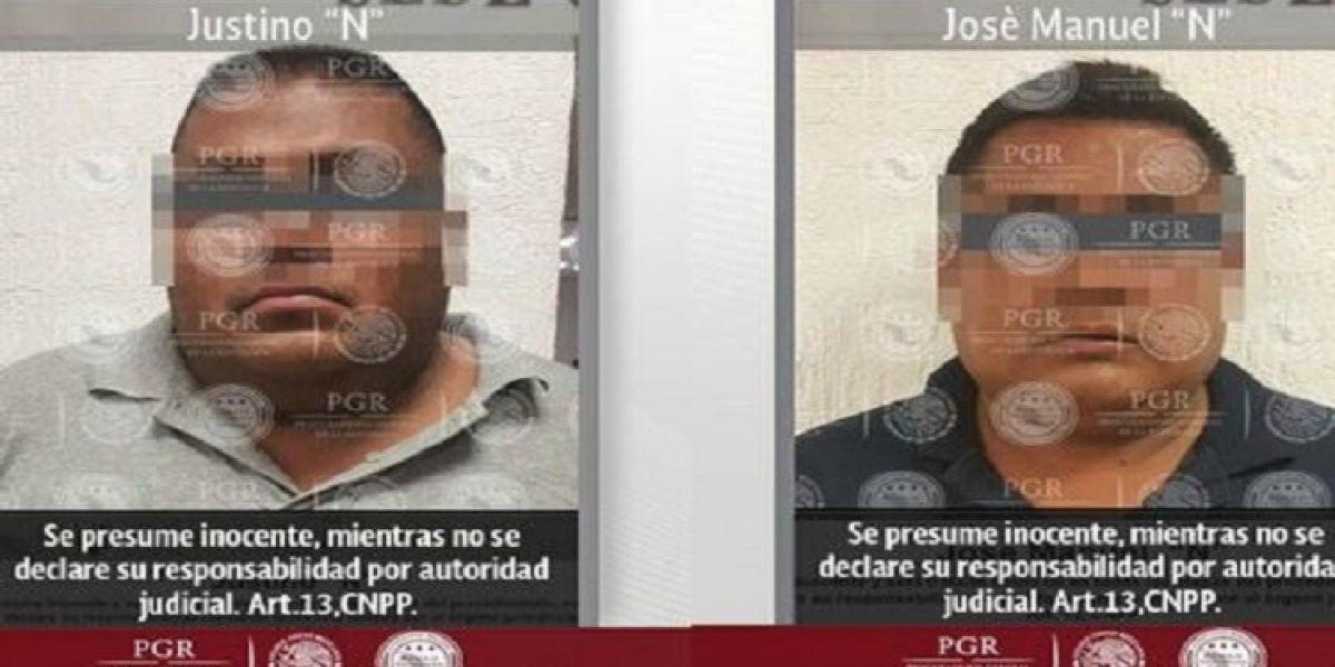Cae presunto líder de Los Rojos vinculado a desaparición de federales